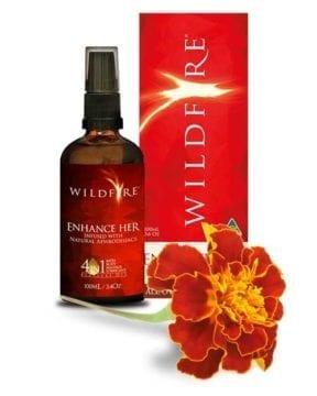 Wildfire Massage Oil - Enhance Her