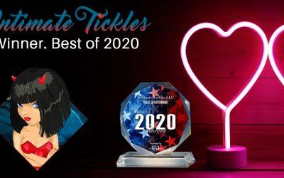 Intimate Tickles LLC Receives 2020 Best of Aurora Award