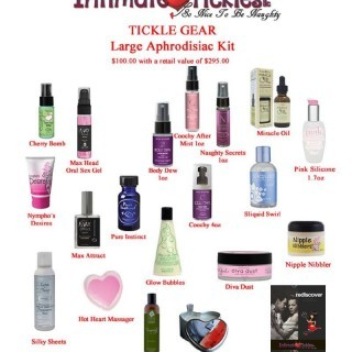 Intimate Tickles Home Party Plan Start Up Costs And Tickle Gear Kits - adult sex toy parties